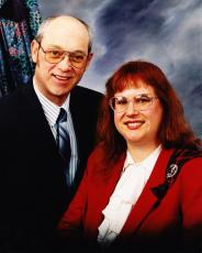 Lauretta and Michael Kehoe