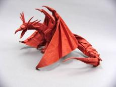 Origamidragons