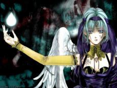 Guardian Angel Azrael