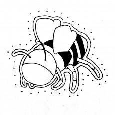 Astronaut Bee