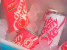 pink cherry cola