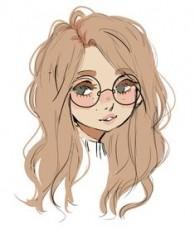 blondeglassesgirl