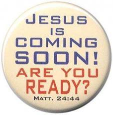 jesusiscomingsoon