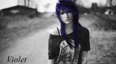 Violet Frost