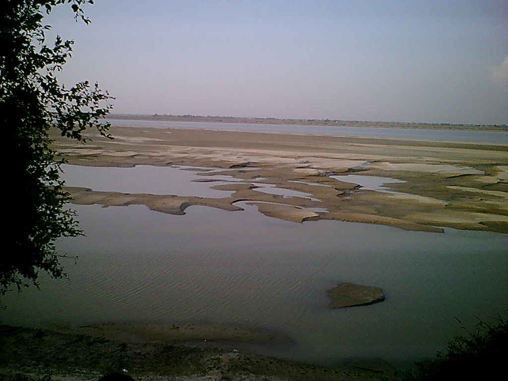 River Ganges Passing Through My Village !!!