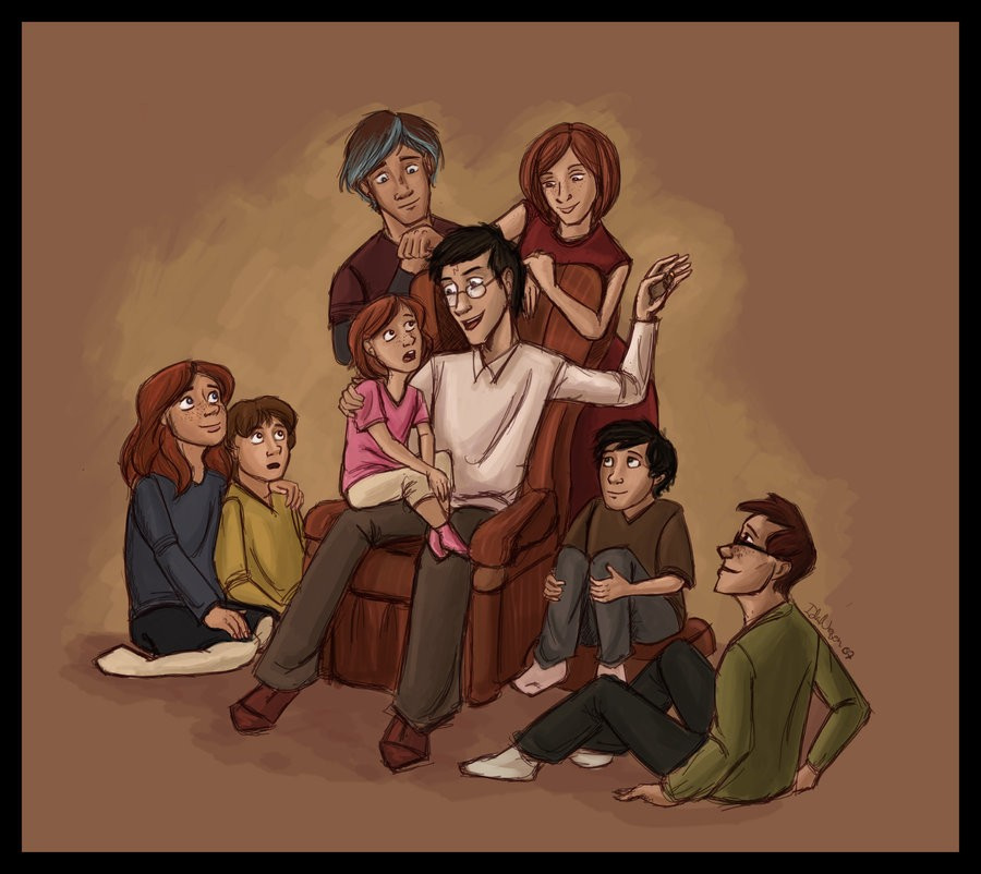 Things you must know before writng a Next Gen Harry Potter