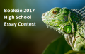 The Booksie 2017 High School Essay Contest