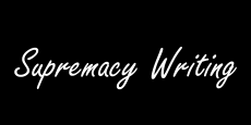 Supremacy Writing
