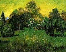 a poets garden
