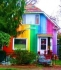 A House of A Different Color