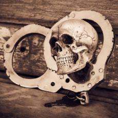 Handcuffed in Horror
