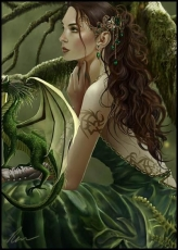 The Dragon's Rose