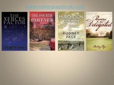 Rodney Page Books